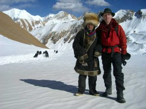 Dermot Somers in the Himalayas