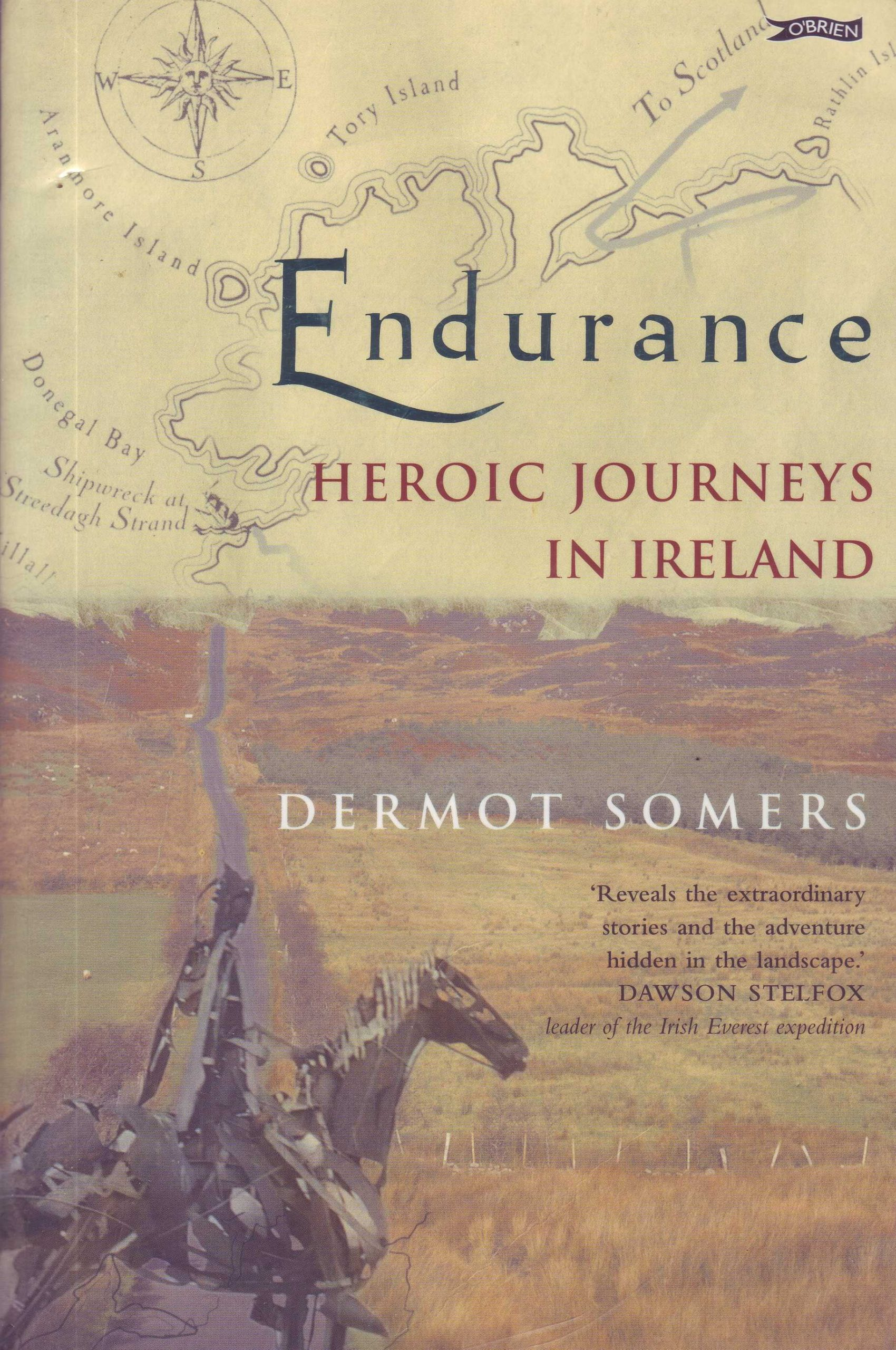 Endurance - Heroic Journeys in Ireland by Dermot Somers