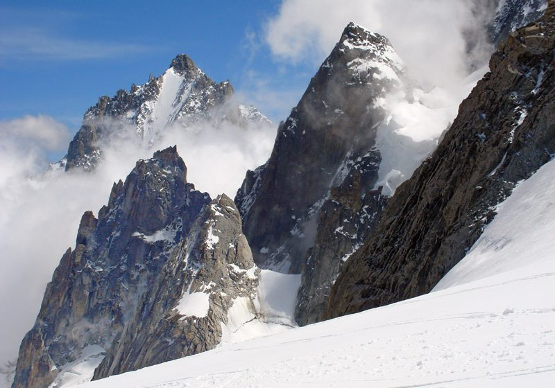 Climbing and Mountaineering talks with Dermot Somers